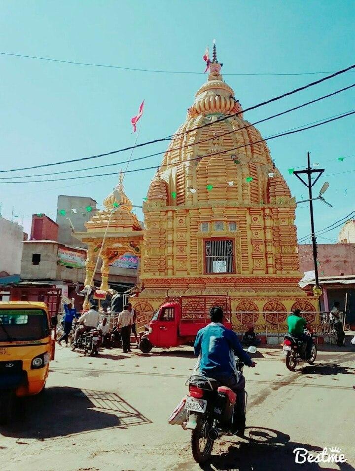 Hanuman Temple, Bijuri