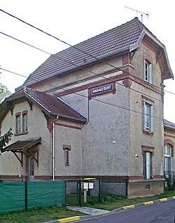 Haraucourt station A.jpg