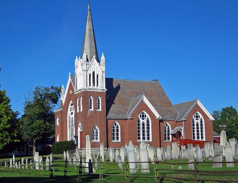 File:Hartford Baptist Church and Cemetery.jpg