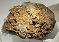 Harvard Museum of Natural History. Siderite. Gilman, Eagle Co., CO (DerHexer) 2012-07-20.jpg