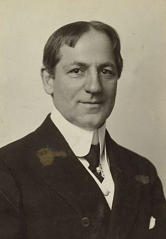 Francis Wilson (actor) - Image: Harvard Theatre Collection Francis Wilson TCS 1.1136 cropped