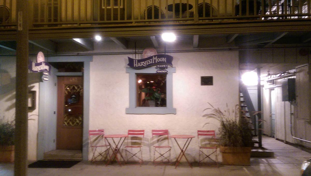 Harvest Moon Cafe Wikipedia