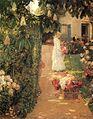 Hassam, Flowers in a French Garden.jpg
