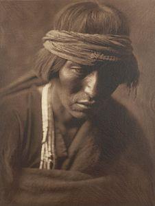Hastobíga, Navaho Medicine man
