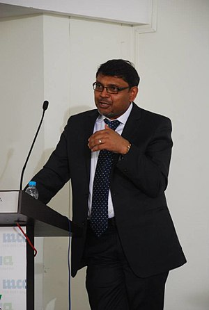 Fulcrum Worldwide - Rajesh Sinha – Founder and CEO – Fulcrum Worldwide at NASSCOM conference.