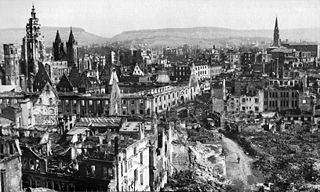 Bombings of Heilbronn in World War II