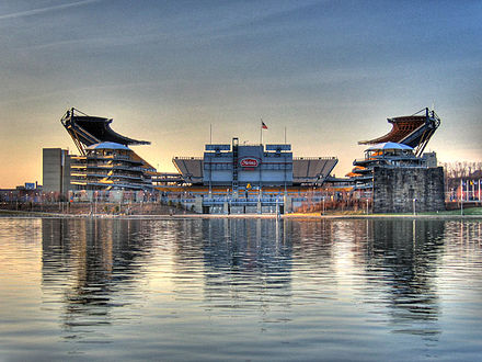 Heinz Field, home of the Pitt Panthers Heinz Field.jpg