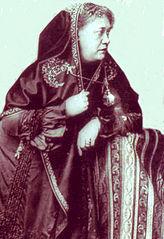 هل الدجال هو إبليس ؟ 164px-Helena-Blavatsky-c.1875