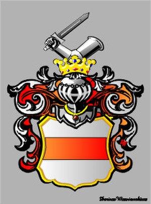 Andrzej Krzycki - Herb Kotwicz coat of arms