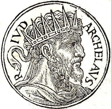 Herod Archelaus I
