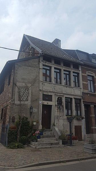 Père Eternel, rue Jardon 88, Herve, Belgique
