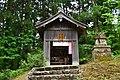 Hida-jinja (Myoko), Karita-jinja.jpg