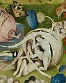 Hieronymus Bosch, Garden of Earthly Delights tryptich, centre panel - detail 10.JPG