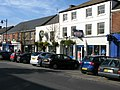 High Street parking for the shops, Wootton Bassett - geograph.org.uk - 1567856.jpg