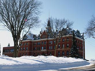 Fergus Falls, Minnesota - Hillcrest Lutheran Academy