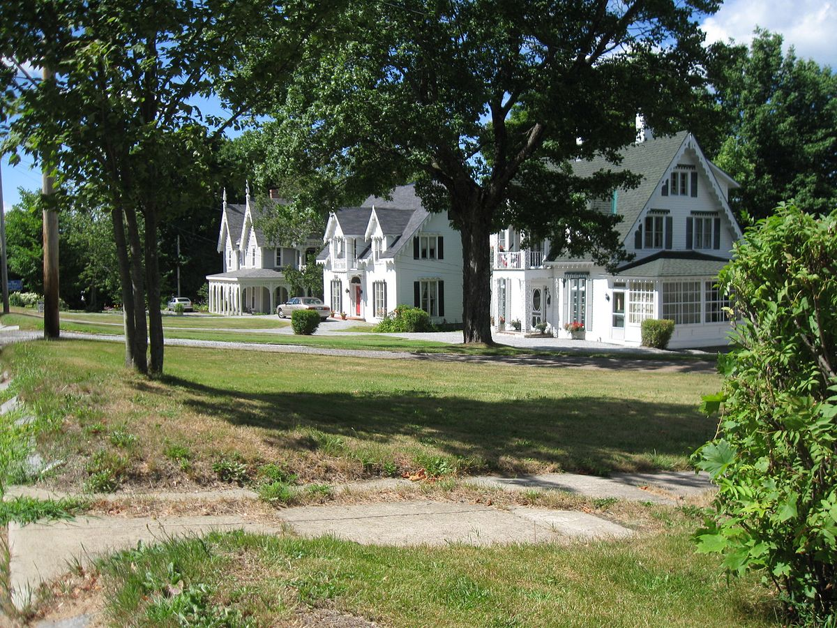 Hinckley Hill Historic District - Wikipedia
