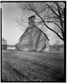 Historic American Buildings Survey, 1937, EXTERIOR. - Eleazer Arnold House, Great Road, Saylesville, Kent County, RI HABS RI-87-3.tif