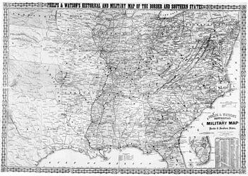 ... of us civil war border states source http en wikipedia org wiki border