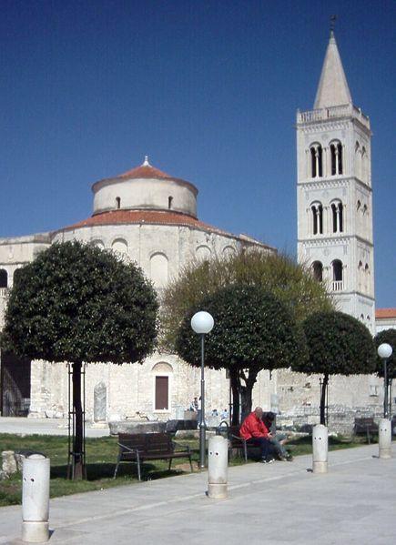 Súbor:Historicalcenter ZadarCroatia.jpg