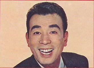 Hitoshi Ueki - Ueki in 1963