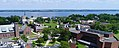 Hobart and William Smith Colleges campus and Seneca Lake.jpg