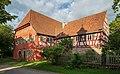Hohenloher Freilandmuseum - Baugruppe Hohenloher Dorf - Roter Ochse - Ansicht von Westen.jpg