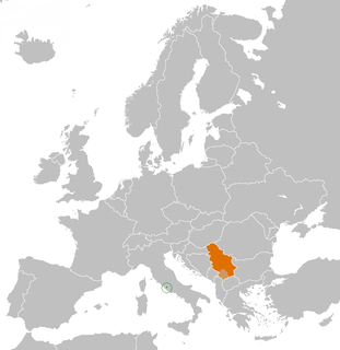 Holy See–Serbia relations Diplomatic relations between Holy See and the Republic of Serbia