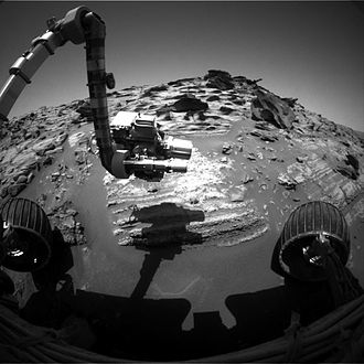 Home Plate (Mars) - Image: Home plate