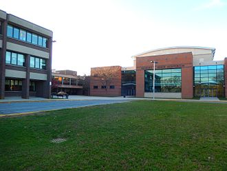 Hommocks Middle School - North auditorium