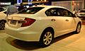 Honda Civic sedan back - 2012 Montevideo Motor Show.jpg