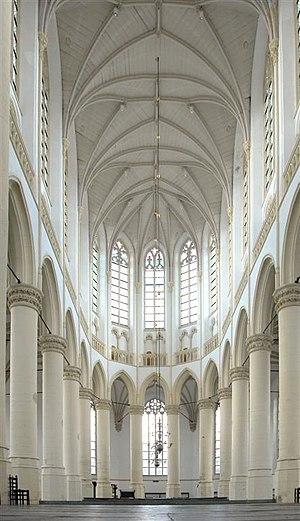 Hooglandse Kerk - Interior of the Hooglandse Kerk