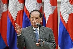 Hor Namhong Cambodian Politician