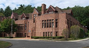 National Register of Historic Places listings in Hartford County, Connecticut - Image: Horace Belden School