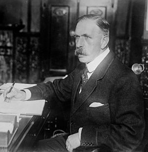 Horace Brooks Marshall, 1st Baron Marshall of Chipstead - Horace Brooks Marshall in 1918