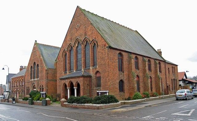 Hornsea Methodist Church - geograph.org.uk - 324118