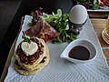 Hotel breakfast with pancakes in Kyoto.jpg