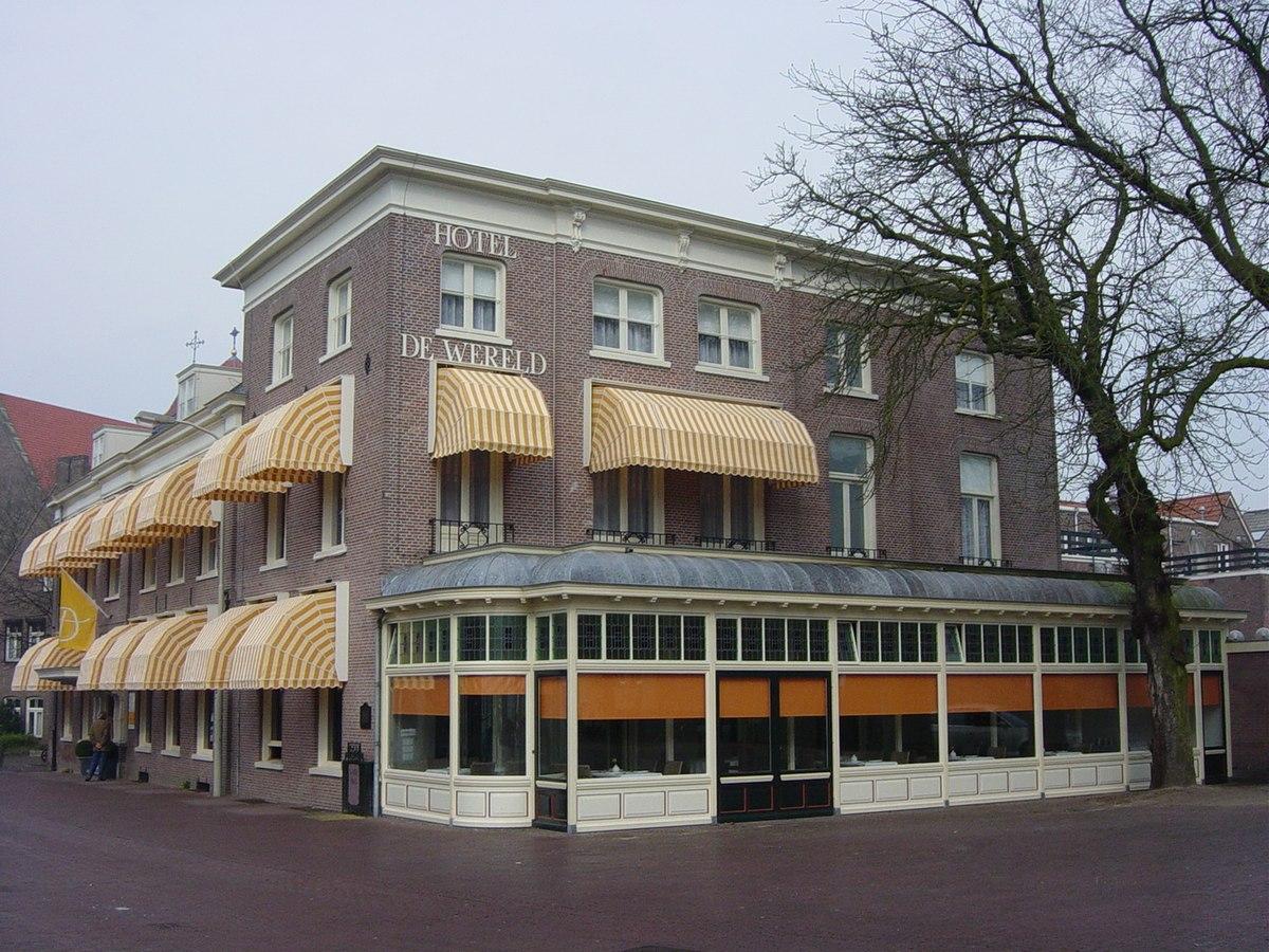 hotel de wereld wikipedia