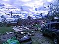 House destroyed by 2011 tornado; Brimfield, MA.jpg