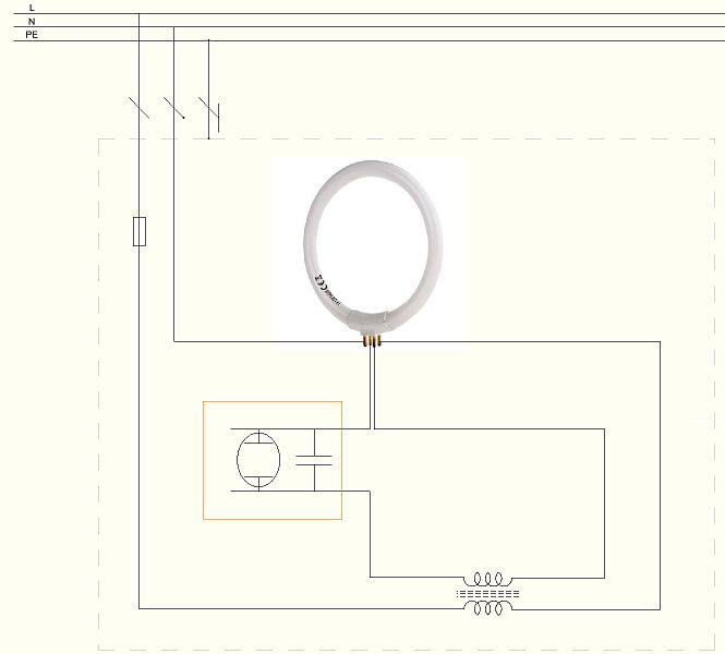 fluorescent lamp wiring diagram fluorescent image file how to wire circular fluorescent lamp on fluorescent lamp wiring diagram
