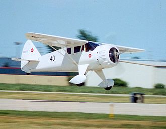 Howard DGA-6 - Mister Mulligan replica at Oshkosh, Wisconsin, 2002