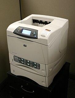 Laser printing Electrostatic digital printing process