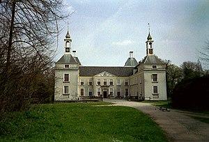 Heerlijkheid - Warmond House (Huis te Warmond), the manor house for the Hoge Heerlijkheid of Warmond