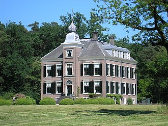 Ermelo - Manor Huis te Leuvenum in Leuvenum