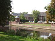 Huis van Brecht park