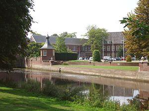 Congress of Breda - Breda Castle where some of the talks were held.