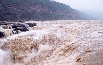1340s - Flooding of the Yellow River posed a serious problem for the Yuan administration, effecting a recentralisation and regulation of power by the end of the decade