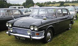 Humber New Imperial (1966)