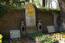 Hummel's grave in the Historical Cemetery, Weimar (Source: Wikimedia)
