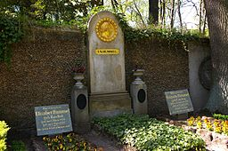Hummel-Grab Weimar