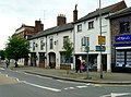 Hungerford - The Three Swans Hotel - geograph.org.uk - 827210.jpg